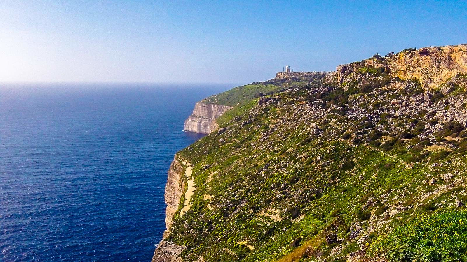 Discover the Dingli Cliffs and Malta from Le Méridien St. Julians Hotel & Spa