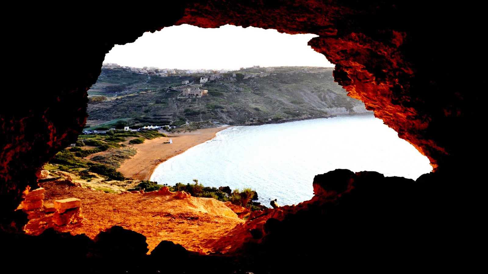Unlock Ramla Bay in Malta