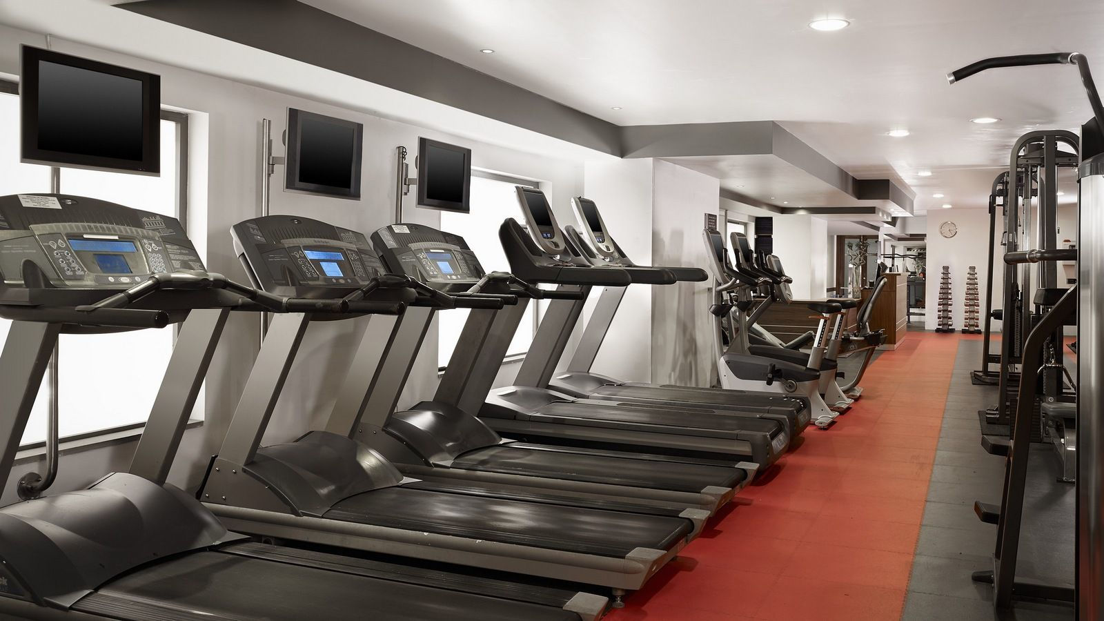 Explore our gym equipment and become a member at the Lotus Fitness Gym,  Le Méridien St. Julians Hotel & Spa