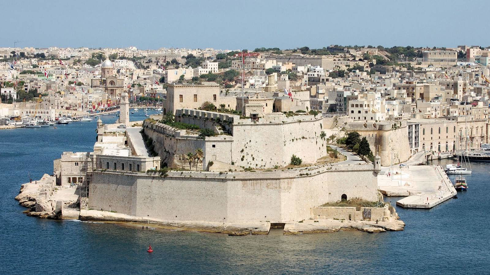 Explore Fort Ricasoli and unlock Malta from Le Méridien St. Julians Hotel & Spa