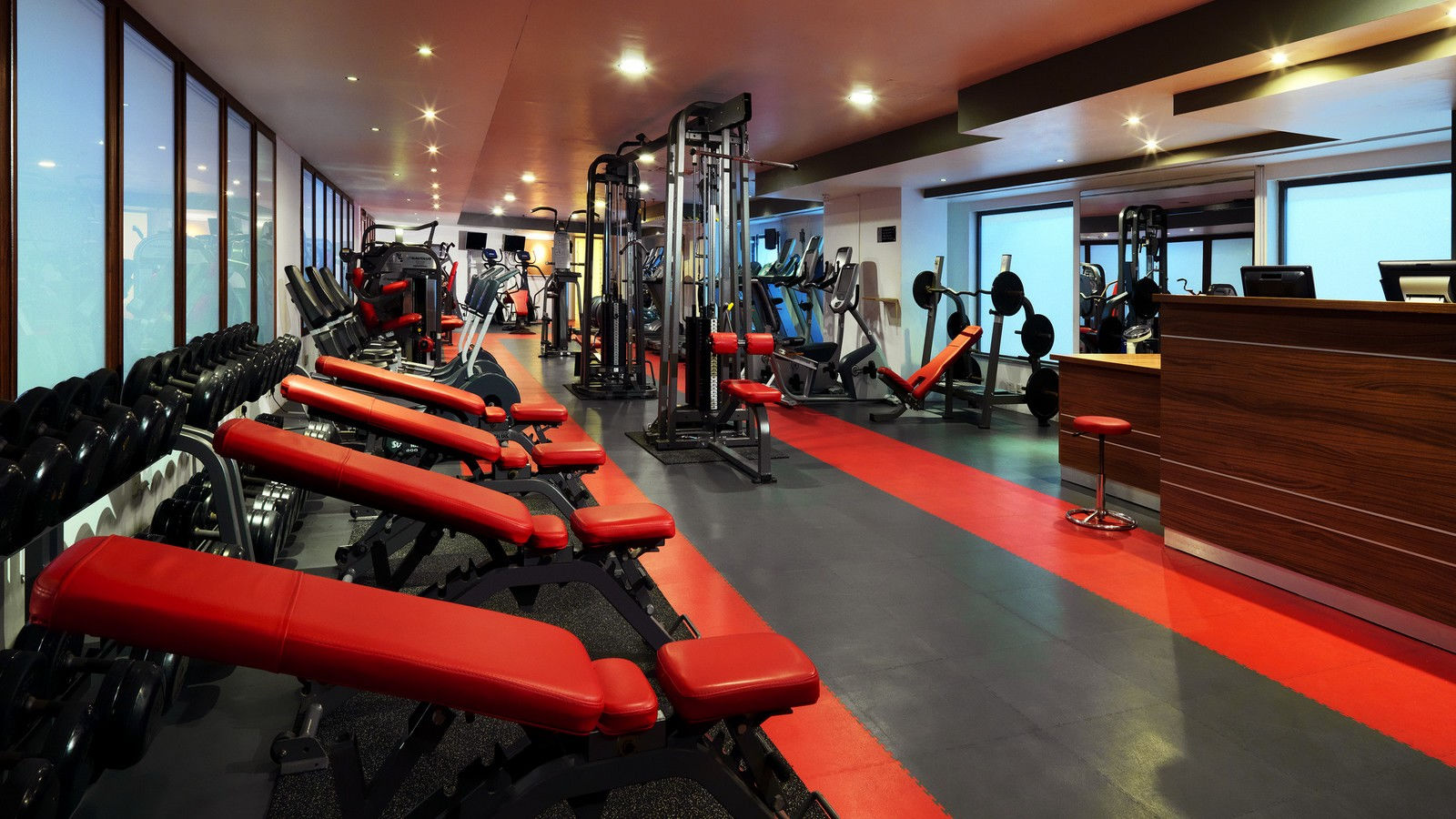 Discover the Lotus Fitness Centre at Le Méridien St. Julians Hotel & Spa