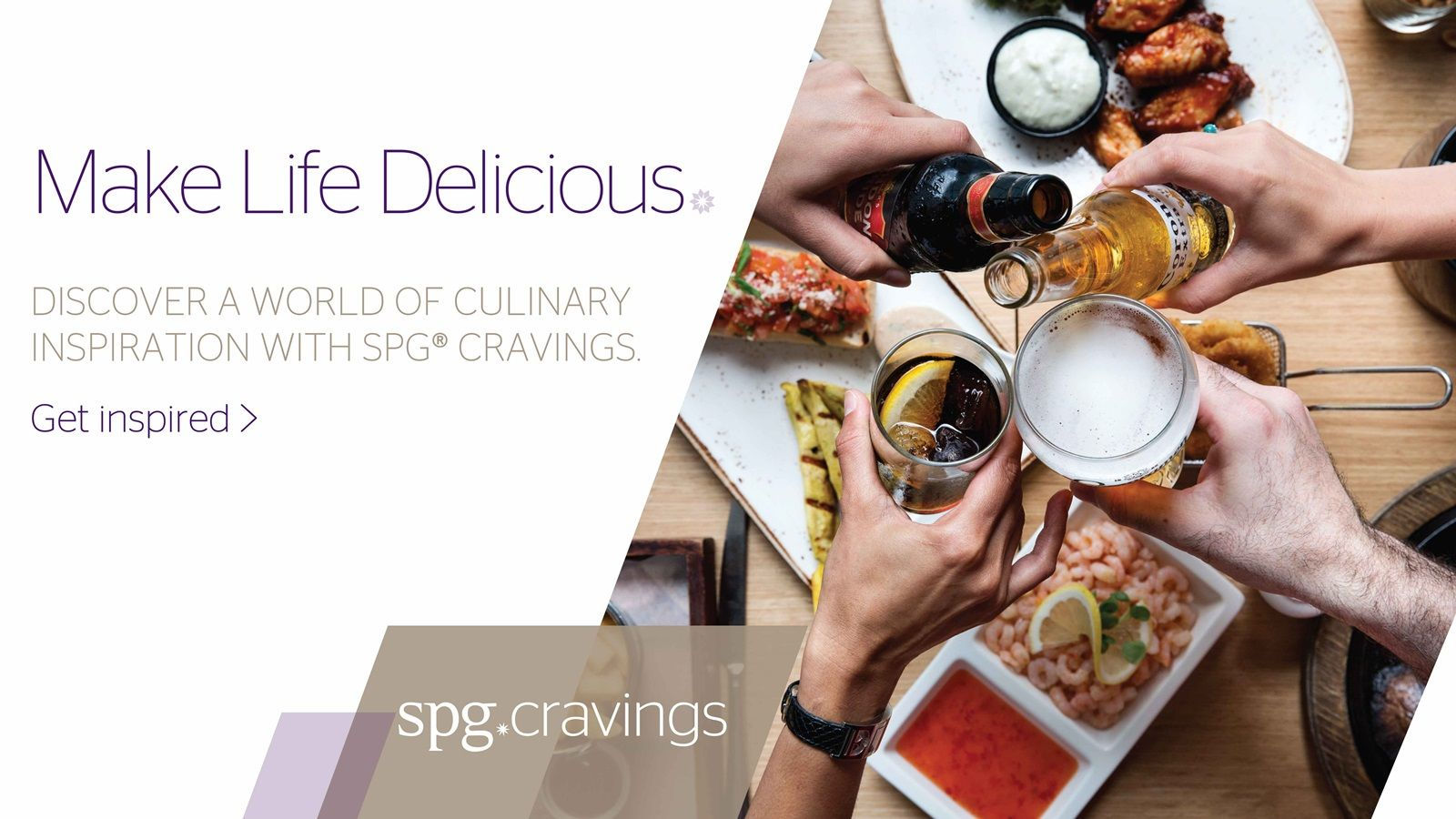 SPG® Cravings