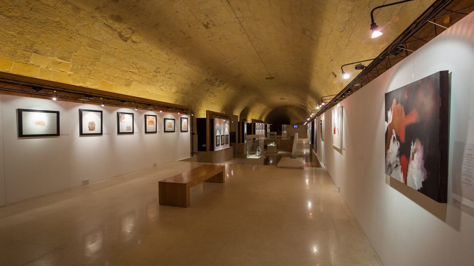 Le Meridien Malta Art Exhibition