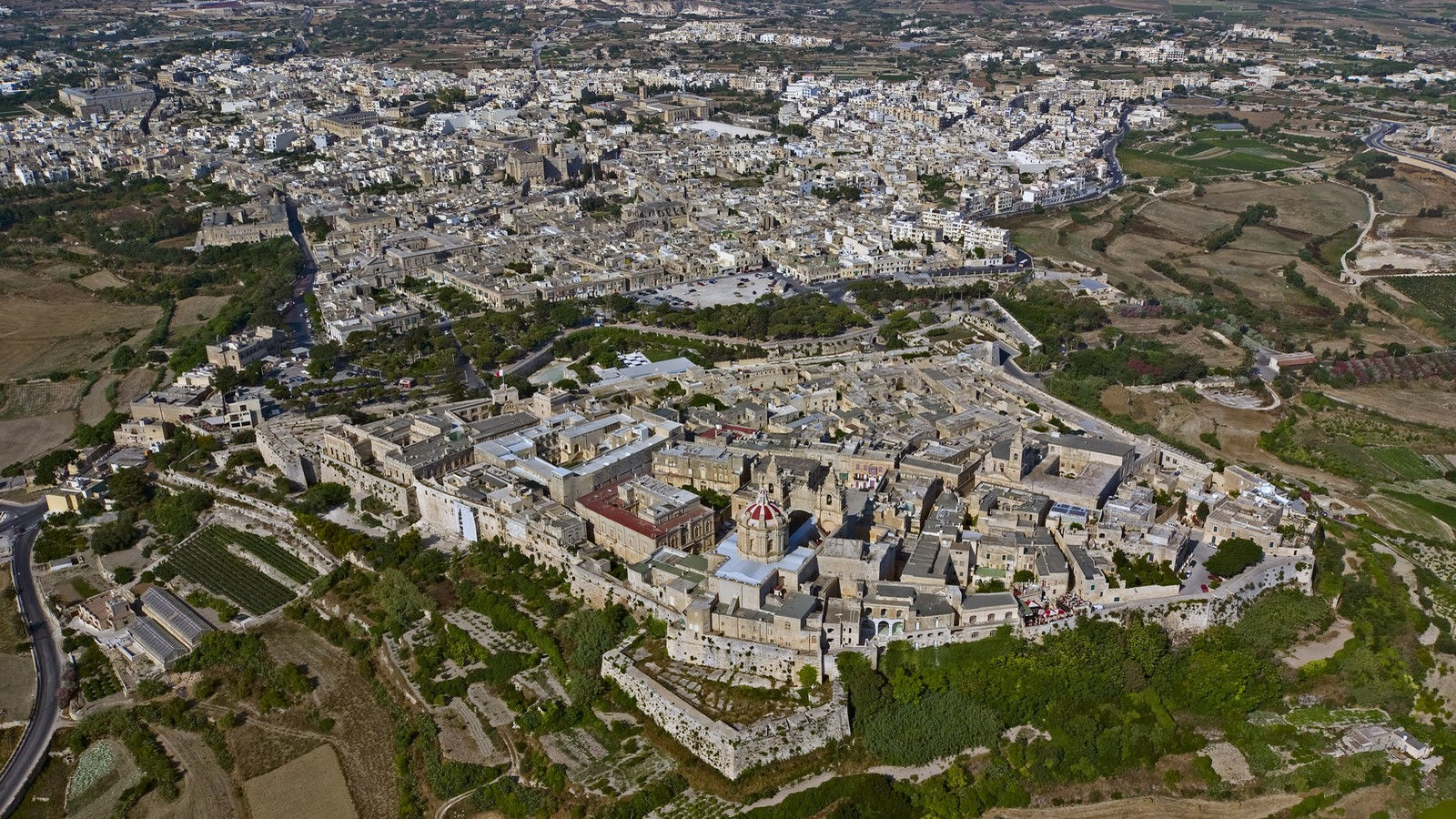 Beautiful Mdina in Malta